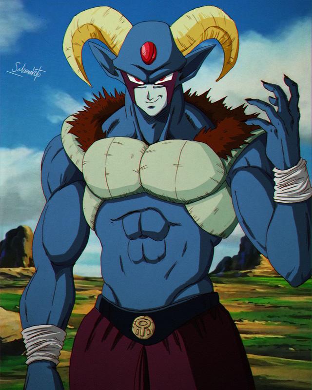 Loạt tranh cực đỉnh về nam thần Moro - kẻ phản diện nguy hiểm bậc nhất trong Dragon Ball Super - Ảnh 8.
