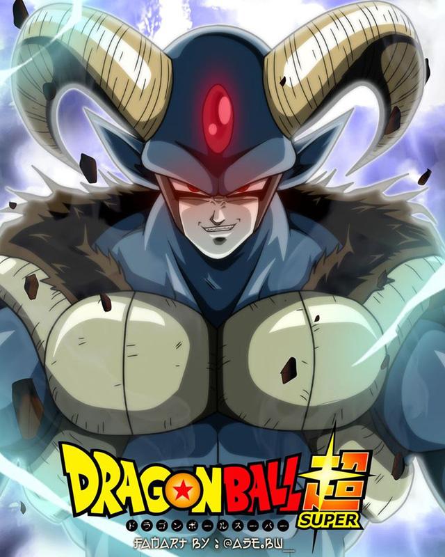 Loạt tranh cực đỉnh về nam thần Moro - kẻ phản diện nguy hiểm bậc nhất trong Dragon Ball Super - Ảnh 9.