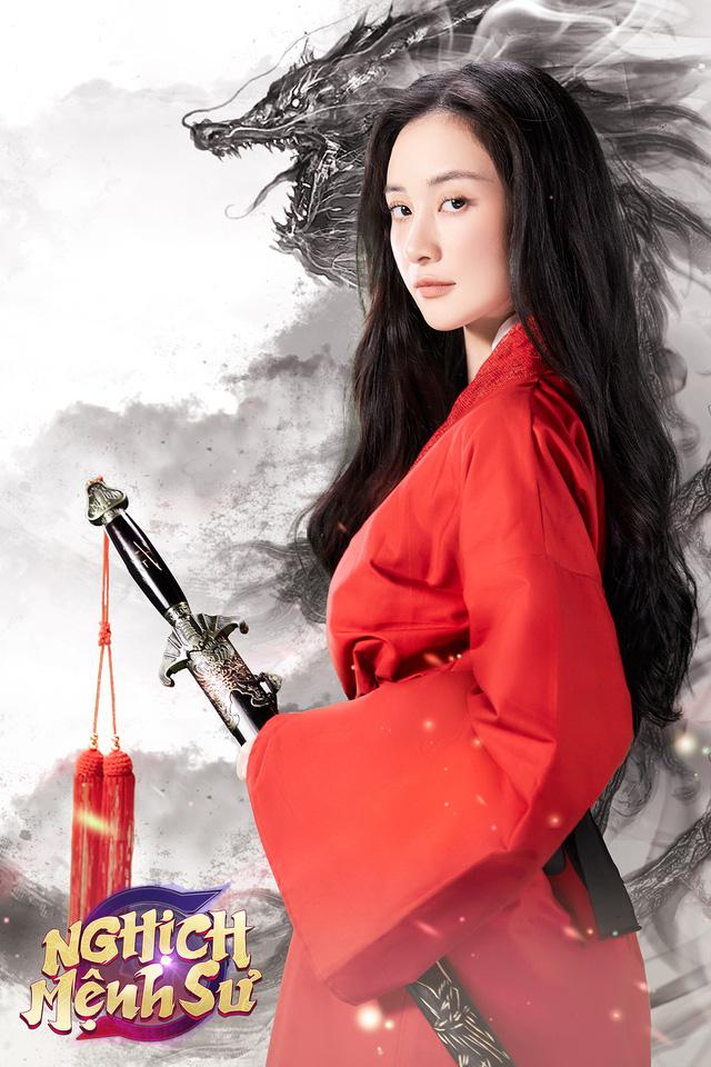 Nghịch Mệnh Sư: Game thủ tranh cãi việc so sánh Jun Vũ và Lưu Diệc Phi, nhất là về về vấn đề nhạy cảm - Ảnh 2.