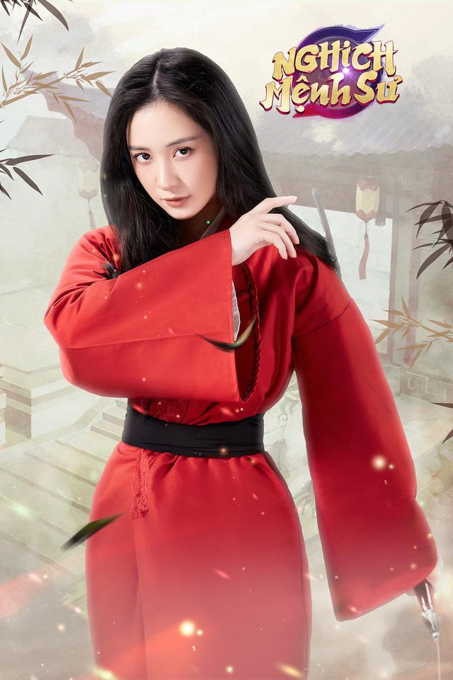 Nghịch Mệnh Sư: Game thủ tranh cãi việc so sánh Jun Vũ và Lưu Diệc Phi, nhất là về về vấn đề nhạy cảm - Ảnh 3.