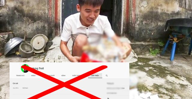 Con trai bà Tân Vlog bất ngờ bị Youtube xóa kênh, tắt kiếm tiền, tuyên bố tạm dừng hoạt động