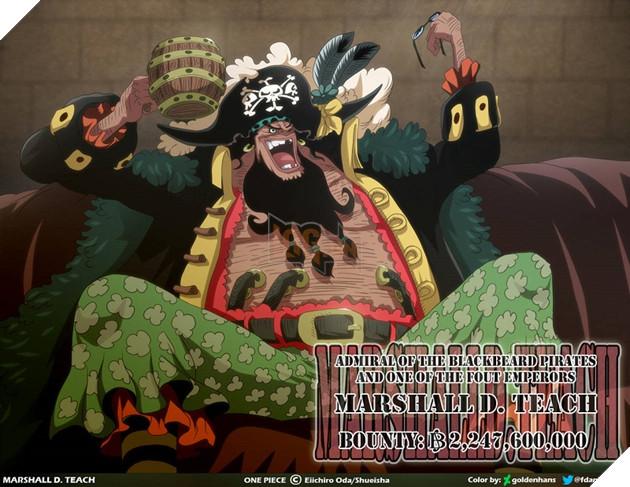 One Piece: 5 mốc tiền truy nã mà Luffy sẽ phải vượt qua sau chap 1000 - Ảnh 2.