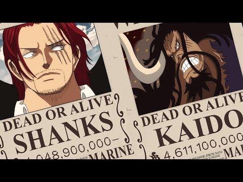 One Piece: 5 mốc tiền truy nã mà Luffy sẽ phải vượt qua sau chap 1000 - Ảnh 5.