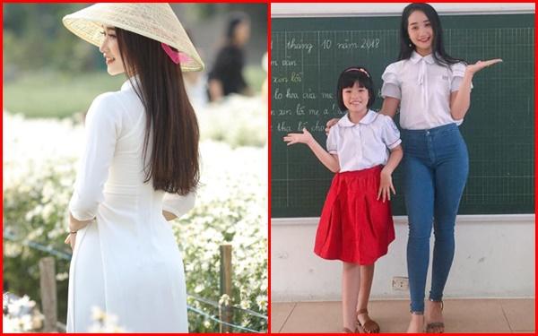 Cô giáo Việt với body của 1 Gymer khiến báo Trung hết lời ca ngợi về nhan sắc - Ảnh 1.