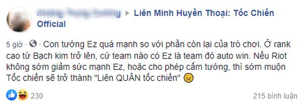 Game thủ Việt ngán ngẩm khi Liên Minh: Tốc Chiến mất cân bằng trầm trọng, cho rằng sẽ sớm thành Liên Quân 2.0 nếu Riot cứ lờ đi - Ảnh 1.