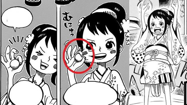 Otam xuất hiện trong One Piece chap 995 sau nhiều chap vắng bóng