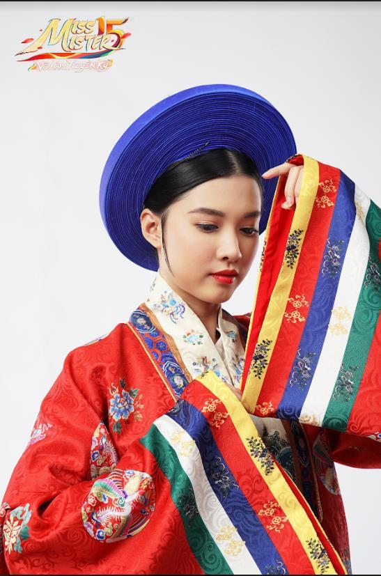 Gặp gỡ Á Quân 1 Min Chu Nhật Phương: Nàng thí sinh gây thương nhớ của Miss & Mister VLTK 15 - Ảnh 7.