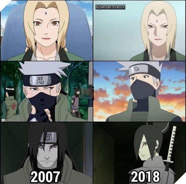 Khi các nhân vật huyền thoại trong anime đú trend, ai mới là cái tên dậy thì thành công nhất? - Ảnh 3.