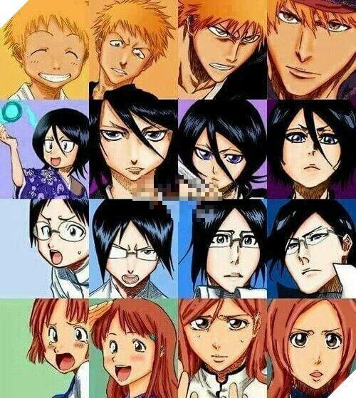 Khi các nhân vật huyền thoại trong anime đú trend, ai mới là cái tên dậy thì thành công nhất? - Ảnh 5.
