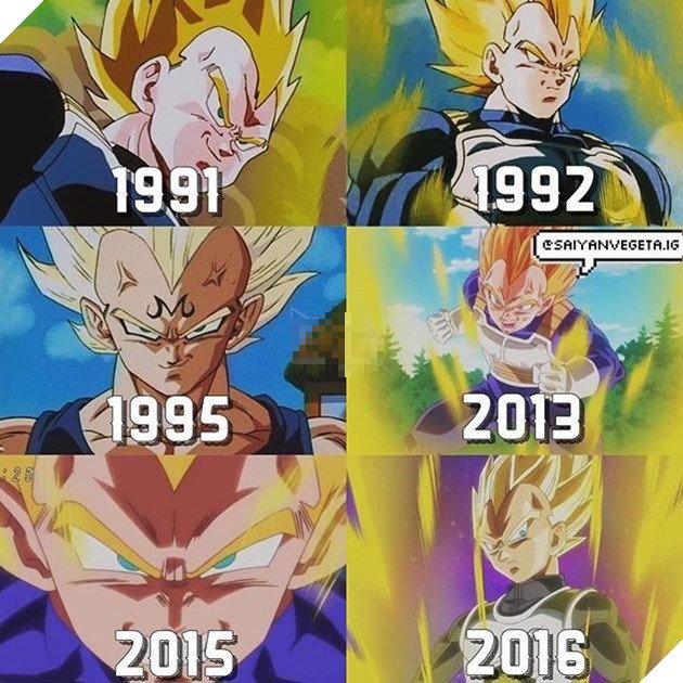 Khi các nhân vật huyền thoại trong anime đú trend, ai mới là cái tên dậy thì thành công nhất? - Ảnh 10.