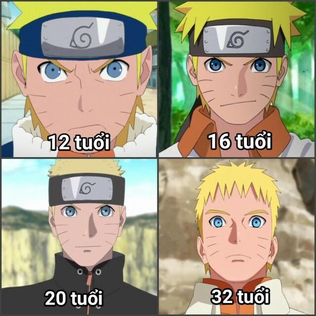 Khi các nhân vật huyền thoại trong anime đú trend, ai mới là cái tên dậy thì thành công nhất? - Ảnh 12.