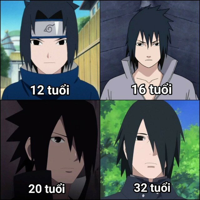 Khi các nhân vật huyền thoại trong anime đú trend, ai mới là cái tên dậy thì thành công nhất? - Ảnh 14.