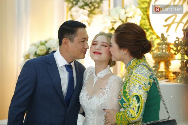Nhan sắc Xoài Non trong ngày về làm dâu nhà streamer giàu nhất Việt Nam, chỉ vỏn vẹn 3 từ: Đỉnh của chóp! - Ảnh 8.