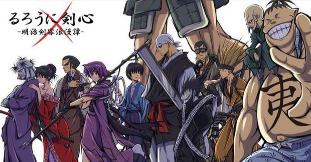 Những tổ chức tội phạm khét tiếng nhất trong thế giới anime (P.1) - Ảnh 1.