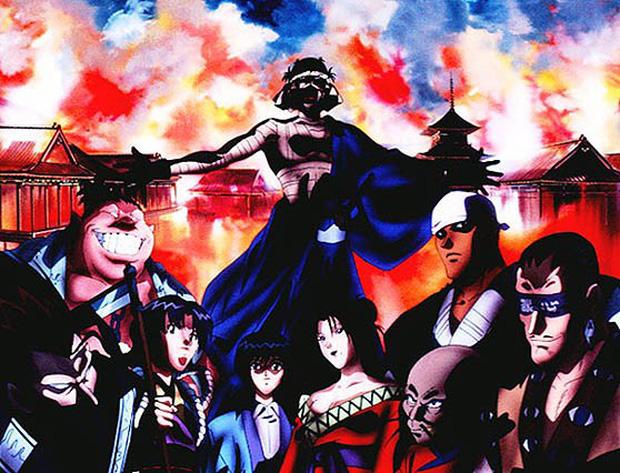 Những tổ chức tội phạm khét tiếng nhất trong thế giới anime (P.1) - Ảnh 2.