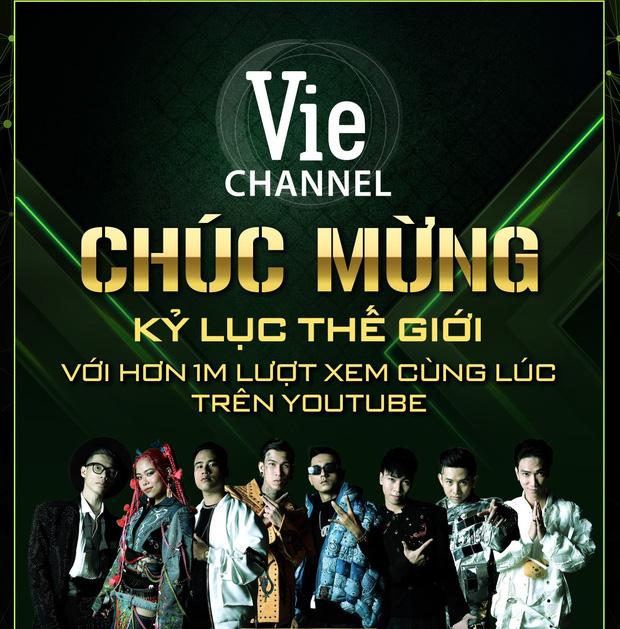 Trấn Thành nhầm rồi: Rap Việt không phải sự kiện có lượt xem trực tuyến nhiều nhất thế giới, mà là 1 video khác mang tầm vóc vũ trụ - Ảnh 3.