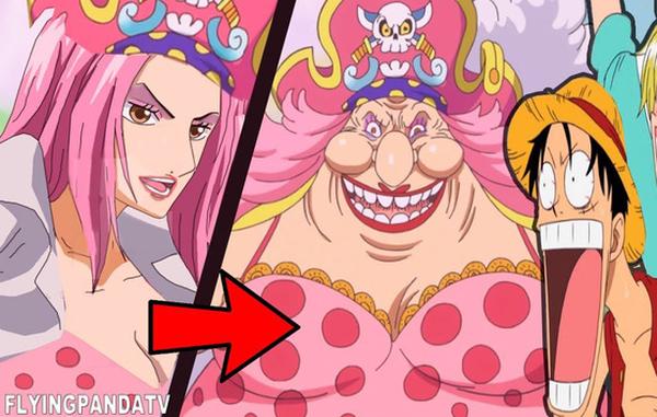 One Piece: Cách vẽ mỹ nhân quái vật 3 đầu của thánh Oda đã thay đổi hoàn toàn tiêu chuẩn về cái đẹp - Ảnh 4.