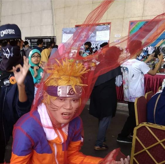 Cười rụng rốn với những màn cosplay lầy lội khó đỡ về các nhẫn giả tài năng trong Naruto - Ảnh 1.