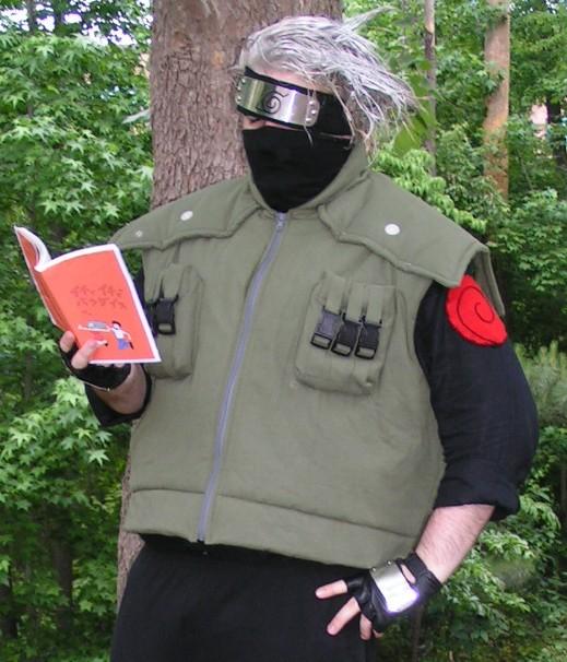 Cười rụng rốn với những màn cosplay lầy lội khó đỡ về các nhẫn giả tài năng trong Naruto - Ảnh 10.