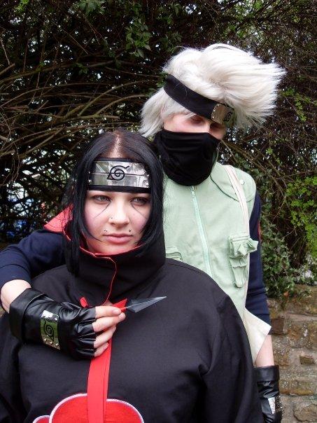 Cười rụng rốn với những màn cosplay lầy lội khó đỡ về các nhẫn giả tài năng trong Naruto - Ảnh 11.