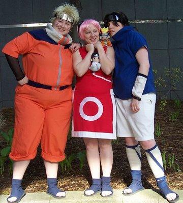 Cười rụng rốn với những màn cosplay lầy lội khó đỡ về các nhẫn giả tài năng trong Naruto - Ảnh 12.