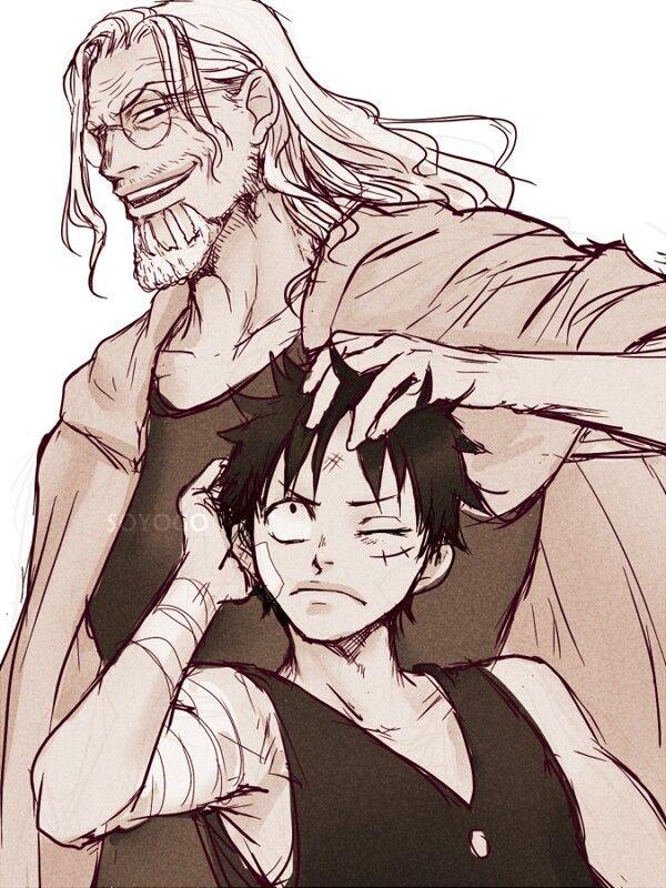 Điểm mặt 4 người thầy vĩ đại nhất One Piece, ông nội và thầy của Luffy đều góp mặt - Ảnh 3.