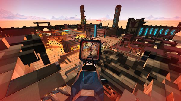 Steam xuất hiện game bắn súng miễn phí mới, cho phép bạn phá hủy mọi thứ - Ảnh 3.