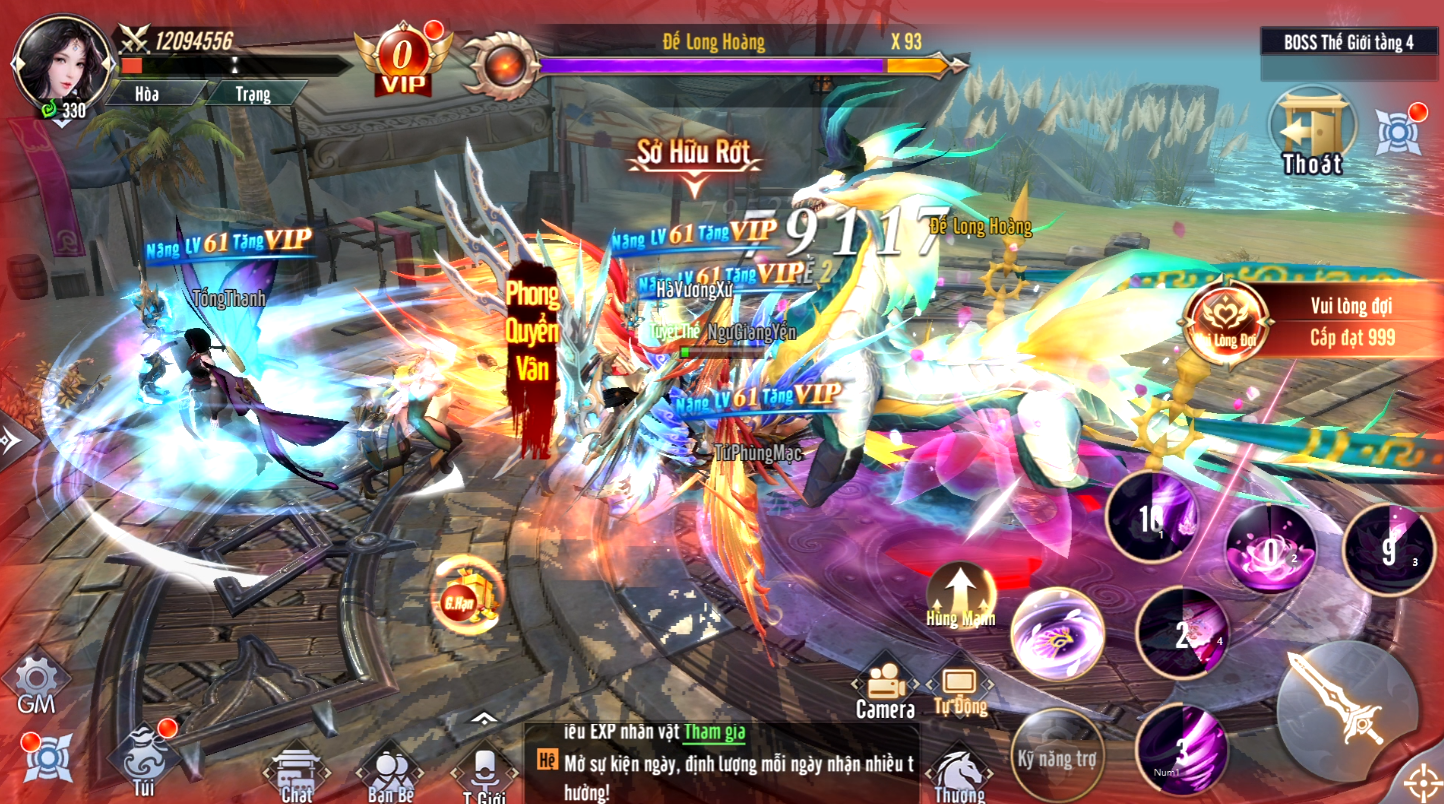 Ờ mây ding Gút Chóp! Tựa game bom tấn toxic thách thức cả gamer Việt: PK liên server từ... level 1 - Ảnh 6.