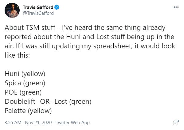 Gặp khó với thương vụ SwordArt, Team SoloMid muốn chiêu mộ Palette để thay thế? - Ảnh 1.