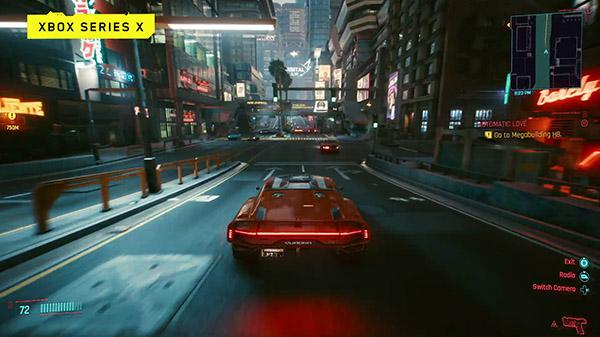 10 phút gameplay cực đỉnh của Cyberpunk 2077 trên hệ console mới - Ảnh 3.