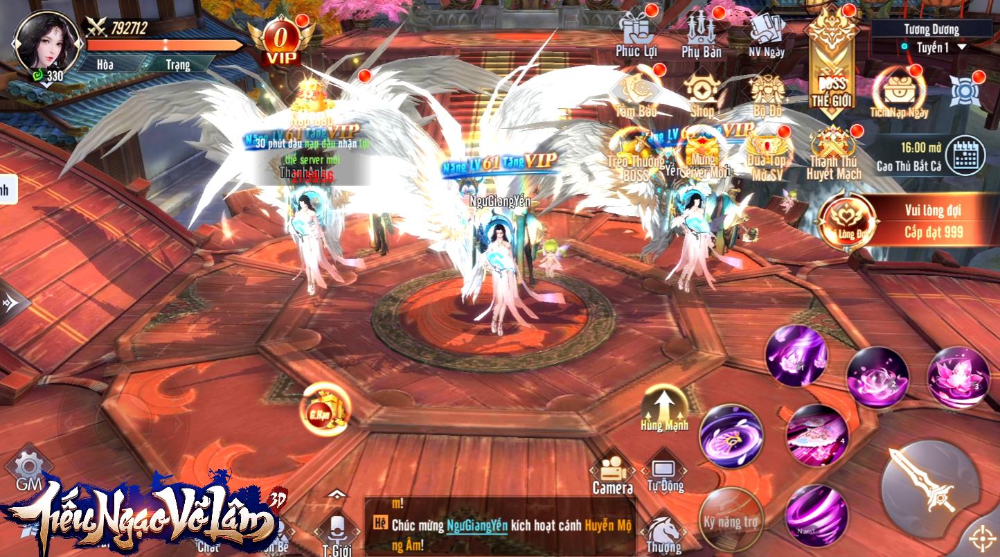 Ờ mây ding Gút Chóp! Tựa game bom tấn toxic thách thức cả gamer Việt: PK liên server từ... level 1 - Ảnh 9.