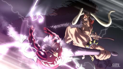 One Piece: Để Kaido ở dạng Rồng chiến đấu chính là cách Oda giúp Cửu Hồng Bao tỏa sáng - Ảnh 6.