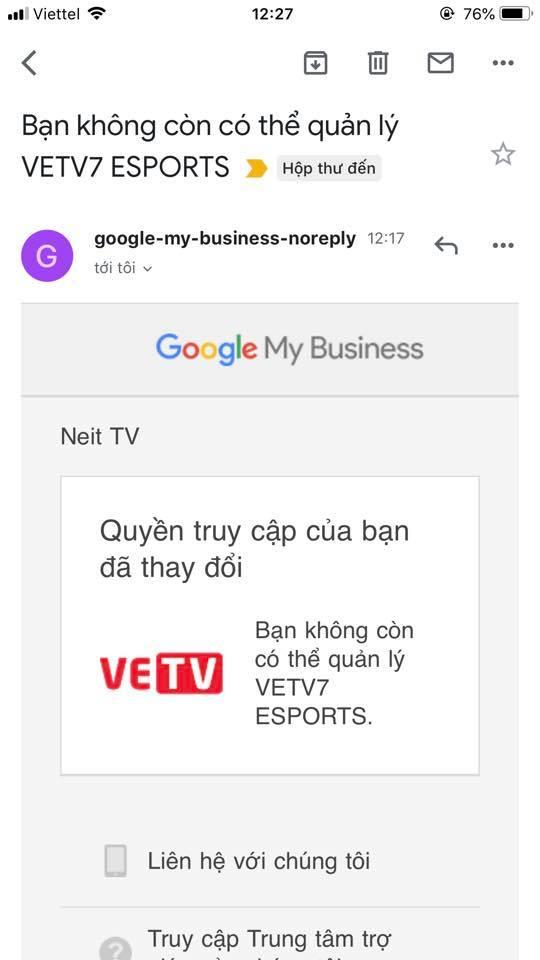 2 kênh Youtube của VETV đồng loạt bị hack, chuyển sang quảng cáo... bitcoin - Ảnh 2.