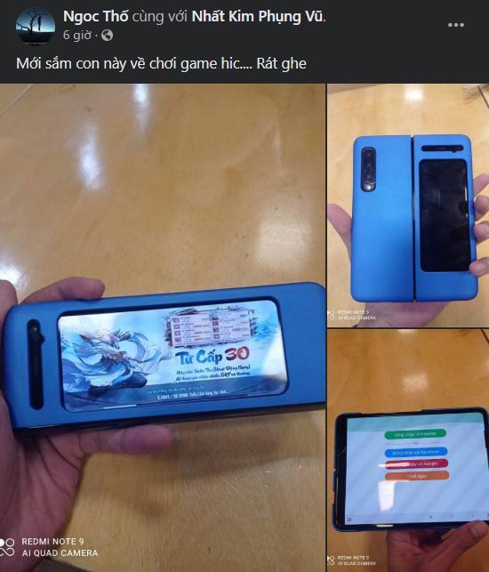 Đầu tư điện thoại 50 củ chơi game chỉ để... nhìn cho nó rõ: Pha xử lý của đại gia khiến cộng đồng thất kinh - Ảnh 2.
