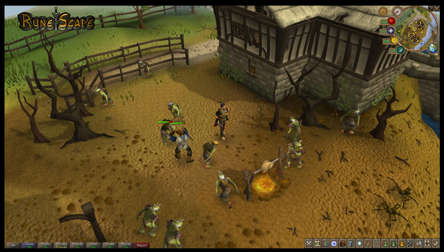 Game nhập vai huyền thoại RuneScape bất ngờ xuất hiện miễn phí trên Steam - Ảnh 3.