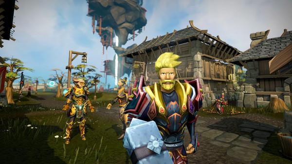 Game nhập vai huyền thoại RuneScape bất ngờ xuất hiện miễn phí trên Steam - Ảnh 1.
