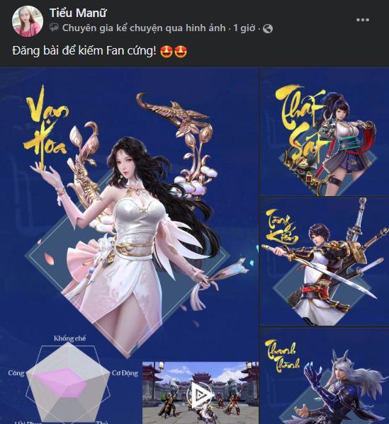 Quyết tâm chơi phái cầm quạt để...tốc váy nhân vật nữ, game thủ Việt bậy quá thể - Ảnh 3.