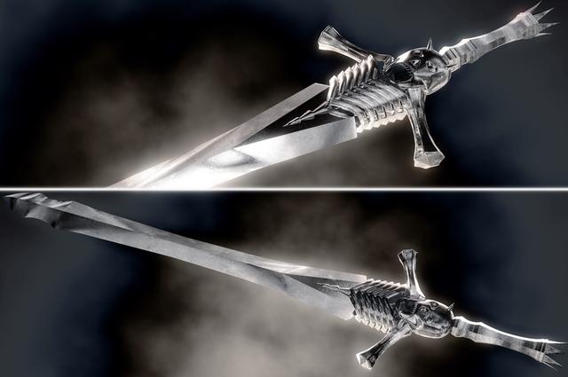 12 thanh gươm huyền thoại được game thủ Việt yêu thích nhất (P2) - Ảnh 3.