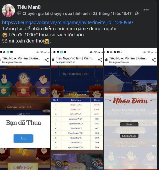 Bom tấn cuối cùng 2020 - Tiếu Ngạo Võ Lâm cán mốc 50.000 lượt đăng ký trước, cộng đồng rần rần lập bang hội chuẩn bị chiến game - Ảnh 15.