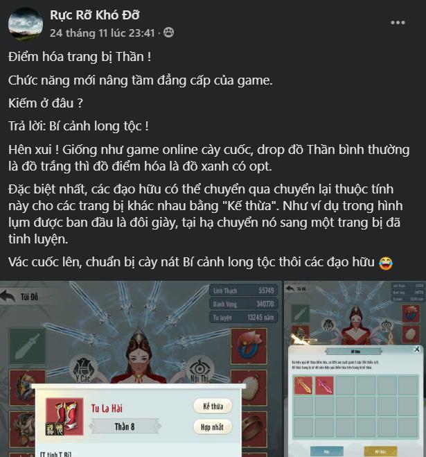 Game Tu Tiên AFK dẫn đầu thị trường - Mộng Ảo Tu Tiên tung Big Update 4.0: 500 anh em đua nhau chơi chứng khoán, dân cày ngày càng mạnh! - Ảnh 7.