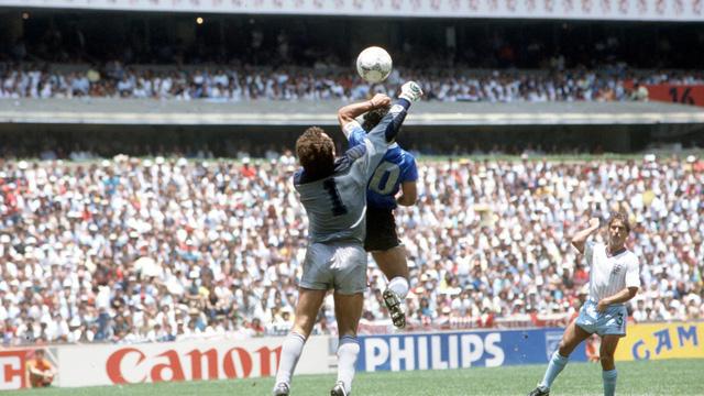 Bàn tay của Chúa là gì mà khiến huyền thoại bóng đá Maradona nổi danh hàng thập kỷ? - Ảnh 3.