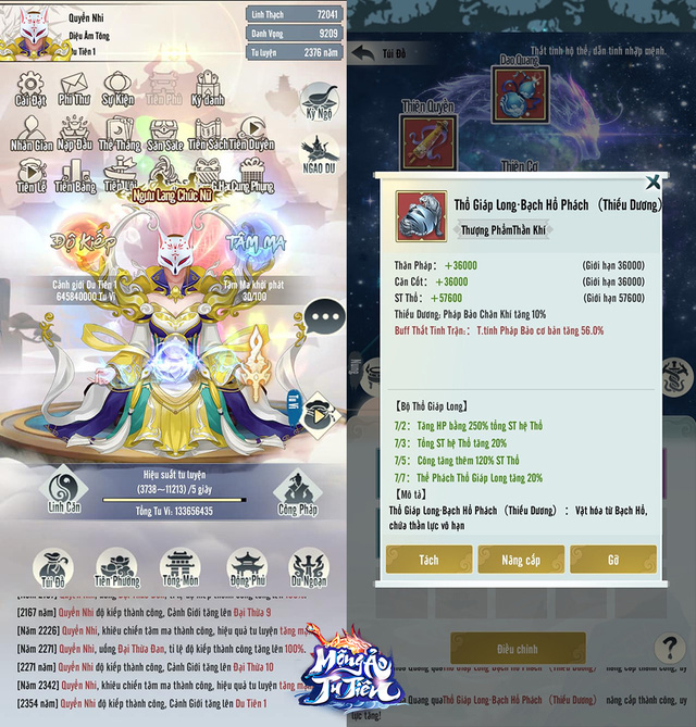 Game Tu Tiên AFK dẫn đầu thị trường - Mộng Ảo Tu Tiên tung Big Update 4.0: 500 anh em đua nhau chơi chứng khoán, dân cày ngày càng mạnh! - Ảnh 3.