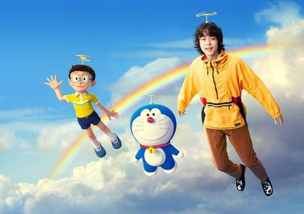 """Đánh bại Doraemon, movie Kimetsu no Yaiba mới là """"no 1"""" tại Nhật Bản Drew5-16064704698631802183694"""