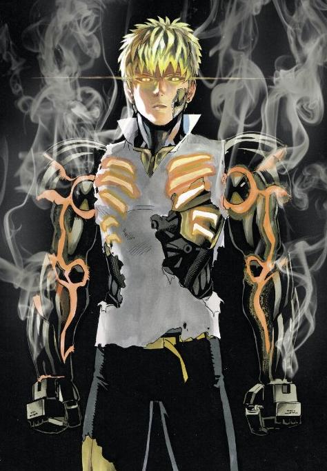 One Punch Man: Top 4 bí ẩn gây nhiều tranh cãi nhất trong bộ truyện, GOD vẫn là cái tên được chú ý nhất - Ảnh 1.