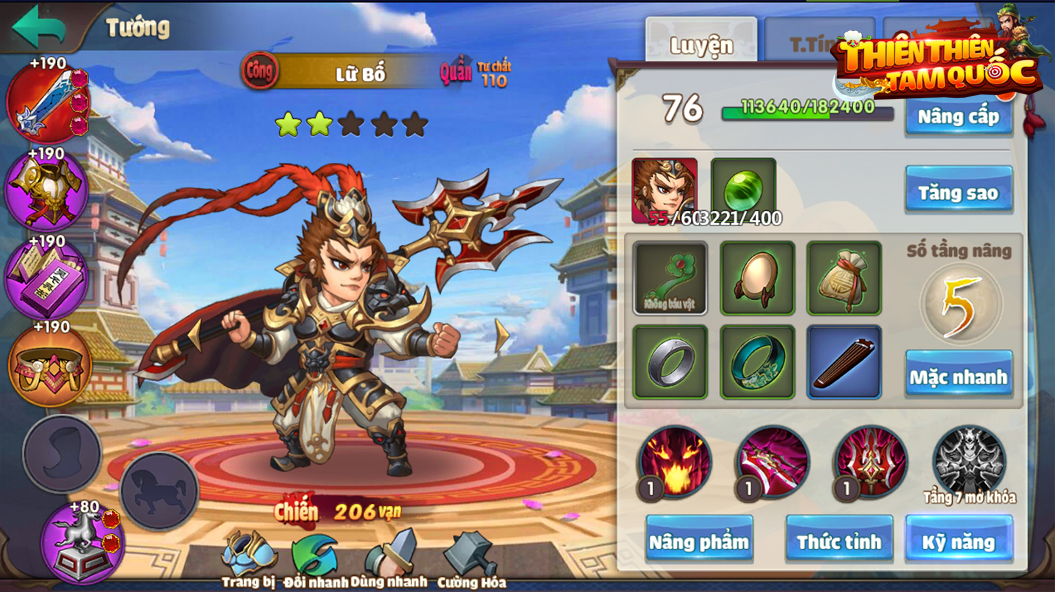 Đồ họa 2D nhưng lọt TOP game chiến thuật đỉnh nhất, đâu là quân Át chủ bài của Thiên Thiên Tam Quốc? - Ảnh 9.