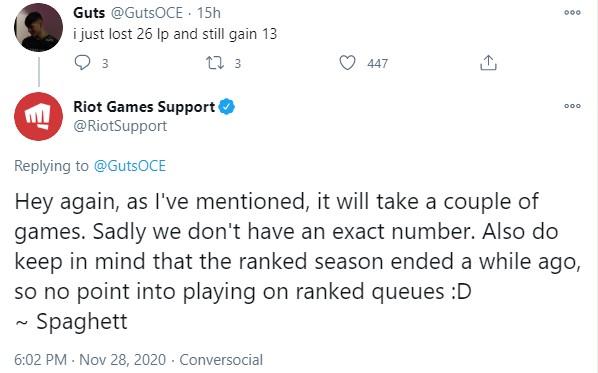 Nói đánh rank hiện giờ là vô nghĩa, Riot Games tiếp tục là tâm điểm chế giễu của cộng đồng LMHT - Ảnh 2.