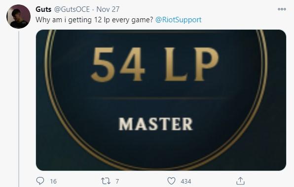 Nói đánh rank hiện giờ là vô nghĩa, Riot Games tiếp tục là tâm điểm chế giễu của cộng đồng LMHT - Ảnh 1.