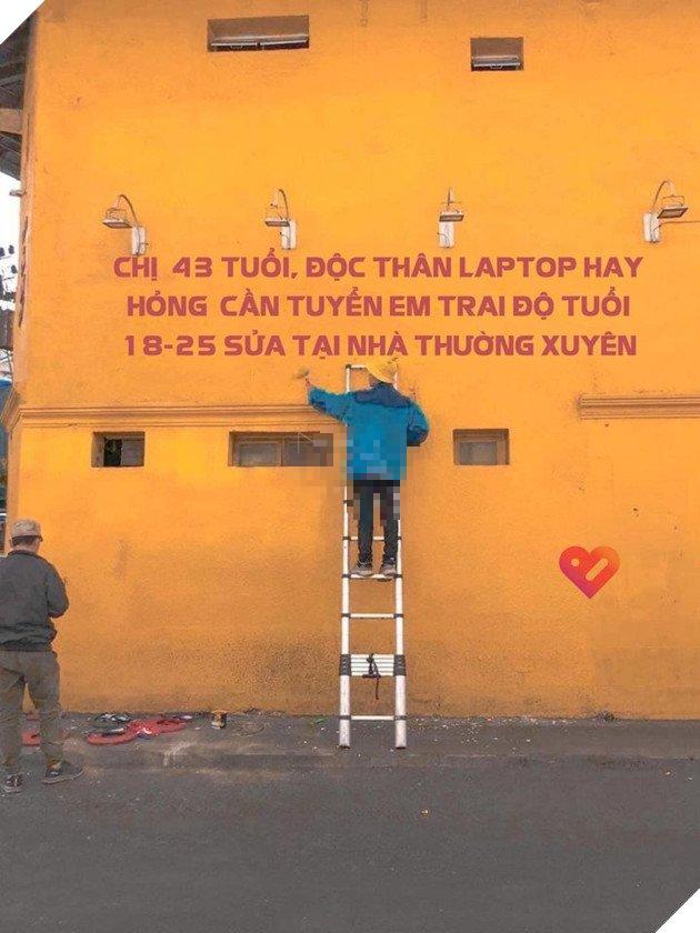 Trào lưu chế ảnh bức tường vàng ở Đà Lạt trên mạng xã hội, một hot trend mới sẽ lại ra đời? - Ảnh 1.