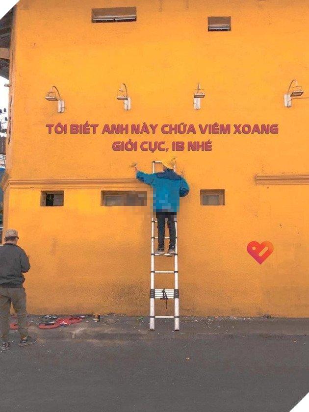 Trào lưu chế ảnh bức tường vàng ở Đà Lạt trên mạng xã hội, một hot trend mới sẽ lại ra đời? - Ảnh 3.