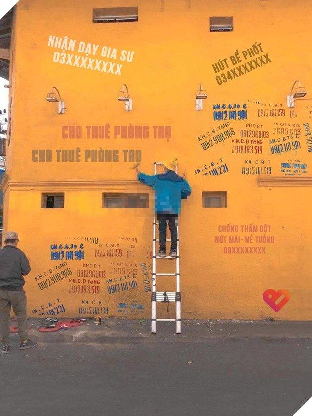 Trào lưu chế ảnh bức tường vàng ở Đà Lạt trên mạng xã hội, một hot trend mới sẽ lại ra đời? - Ảnh 4.